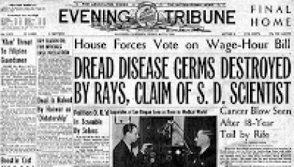 Τί γνώριζαν οἱ ἰατροί τό 1934 γιά τόν καρκίνο;