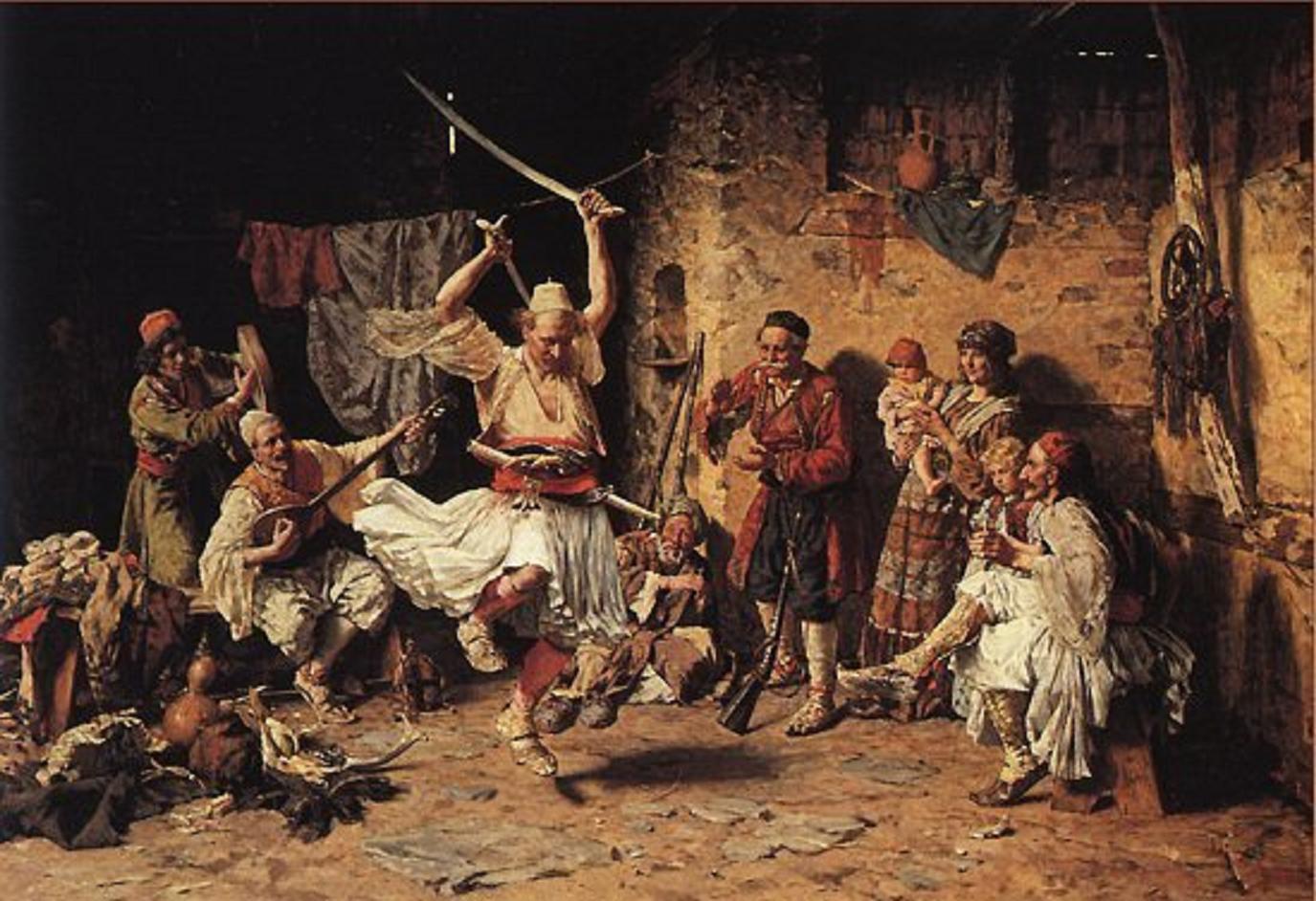 Τί ἦταν οἱ Ἀλβανοί τό 1821;6