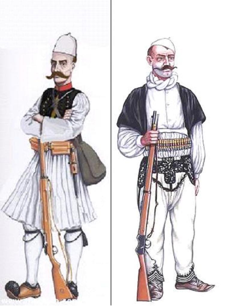 Τί ἦταν οἱ Ἀλβανοί τό 1821;8