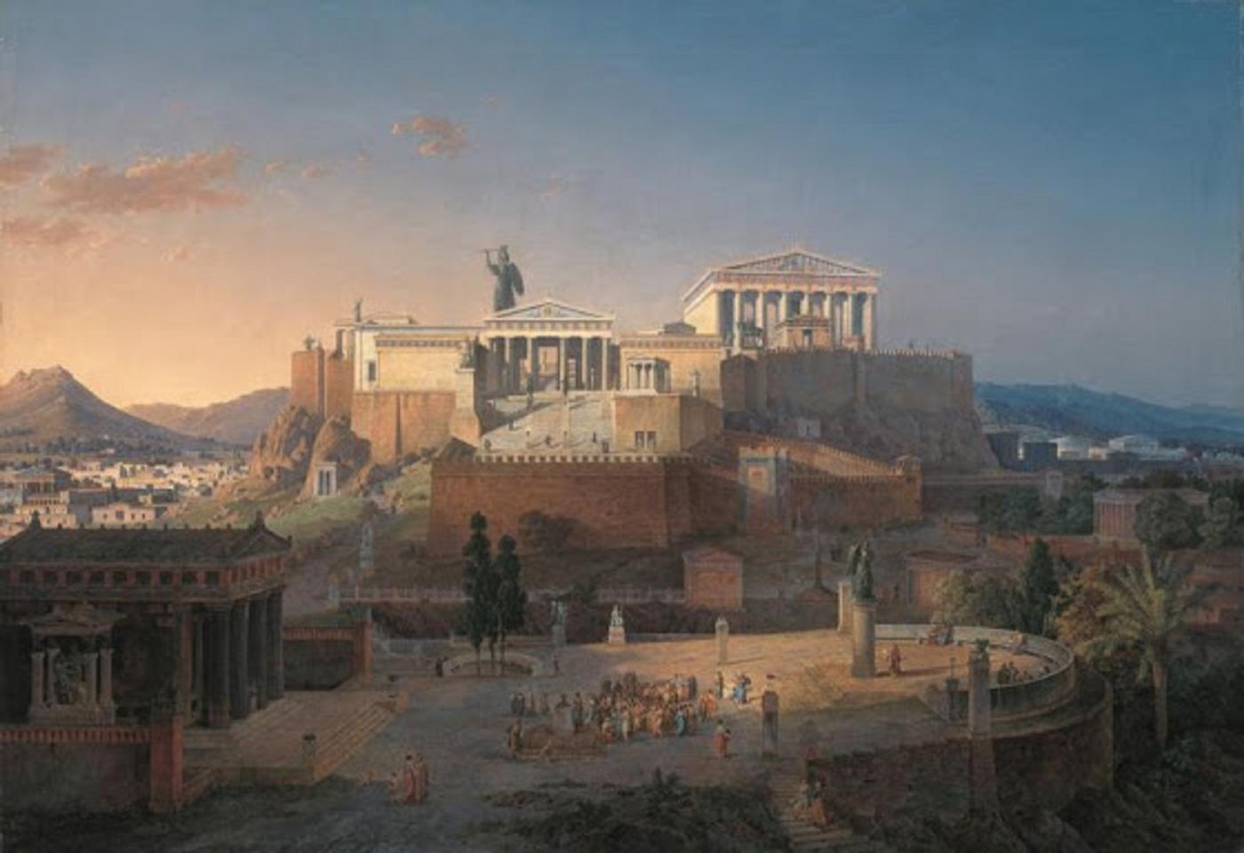 Τὰ χαμένα ἀριστουργήματα τοῦ Φειδία3