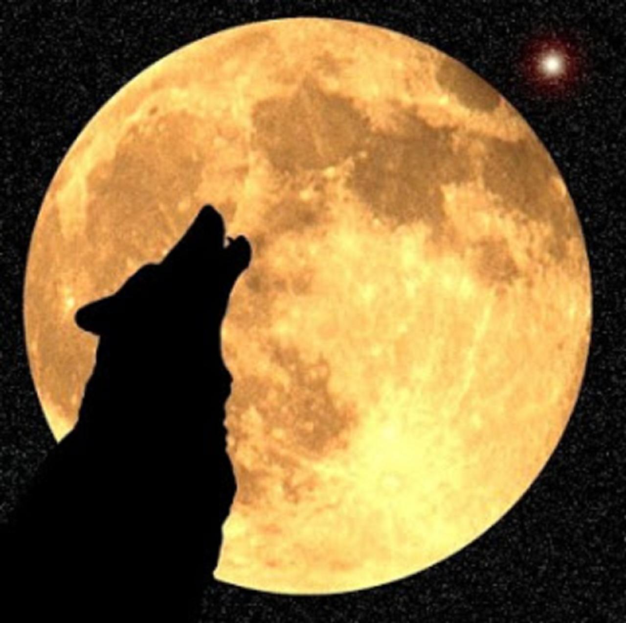 Ἄνθρωπος στὸ φεγγάρι.