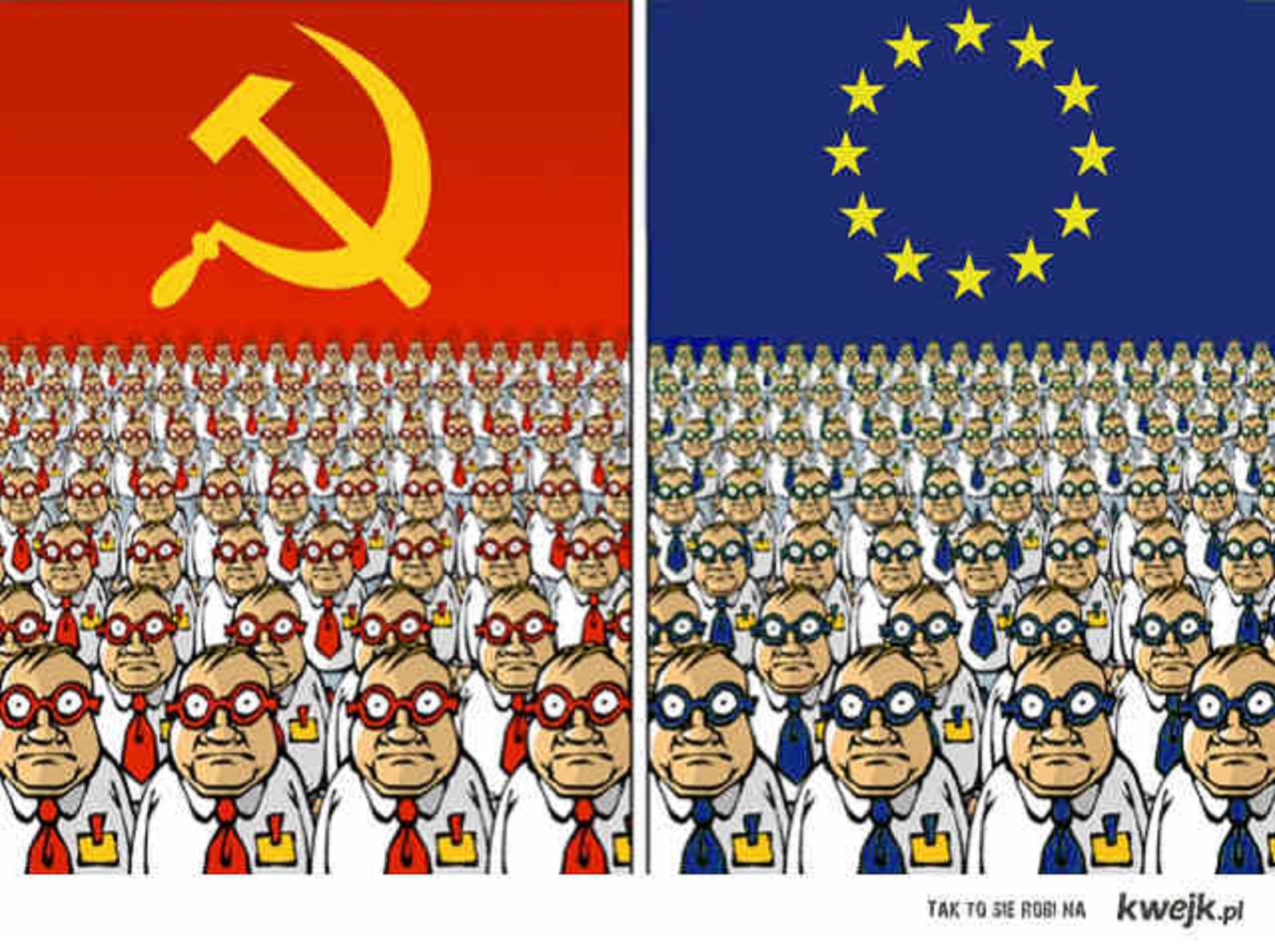 Ἡ  Εὑρώπη κομμουνιστικοποιεῖται!4