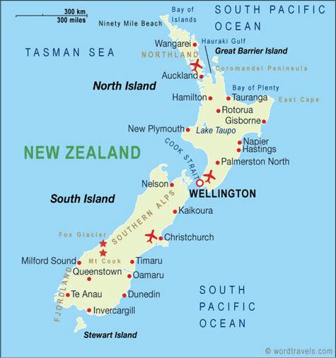 Ἡ Νέα Ζηλανδία κατοικήθηκε πρό τῶν Μαορί ἀπό Ἕλληνες;