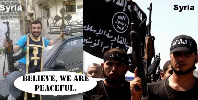 Ἡ προπαγάνδα τῆς CIA καὶ τῆς MOSSAD γιὰ τὴν Συρία. 2
