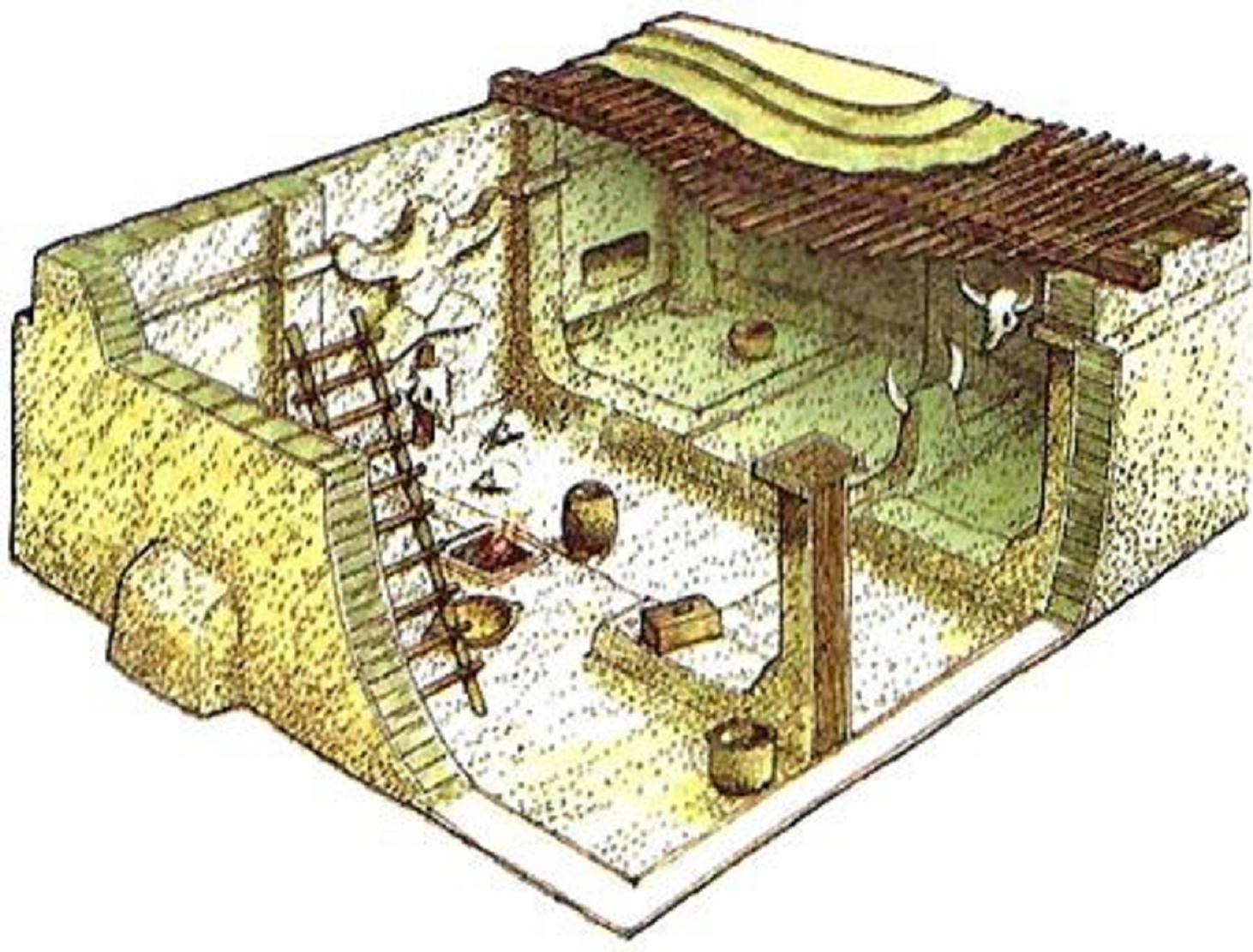 Ἦταν κάποτε μία κατοικία...1