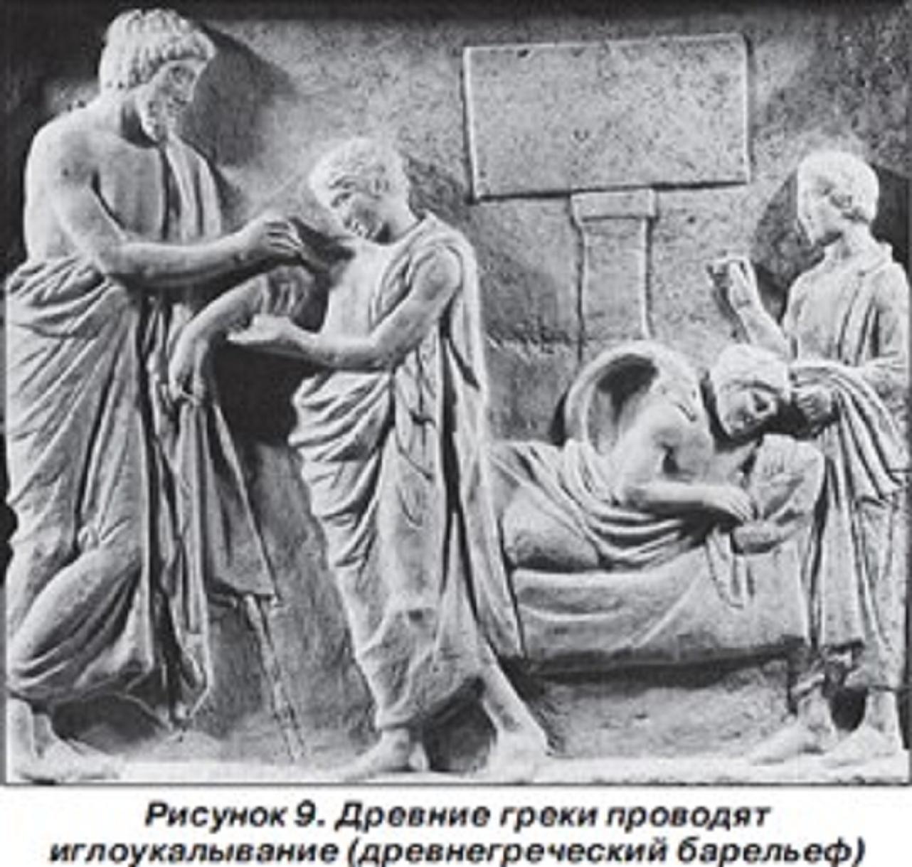 Ὁ βελονισμός ἀπό ποῦ κατάγεται;