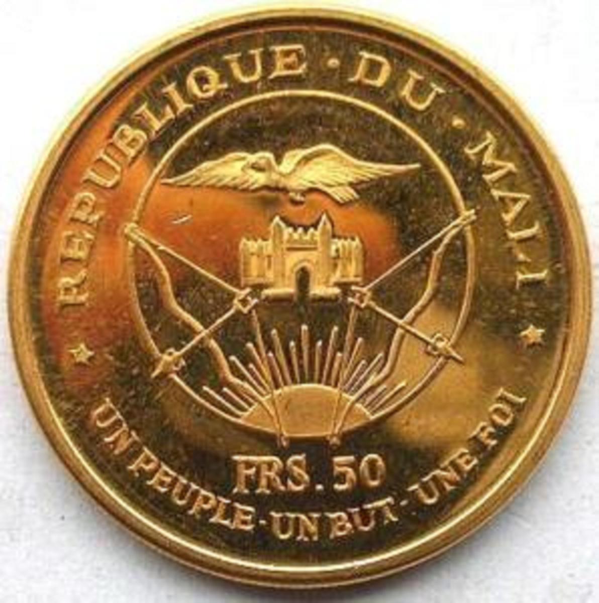 Ὁ πόλεμος στὸ Μάλι καὶ ὁ χρυσὸς τῶν Rothschild.2
