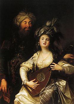 Roxelana ἡ σκλάβα ποὺ ἄλλαξε τὴν ἱστορία τῆς Τουρκίας. Ῥοξελάνα καὶ Σουλεϊμάν