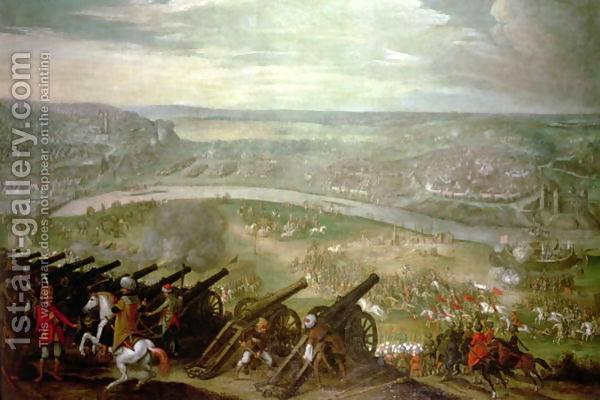 Roxelana ἡ σκλάβα ποὺ ἄλλαξε τὴν ἱστορία τῆς Τουρκίας. 1529 πολιορκία Βιέννης
