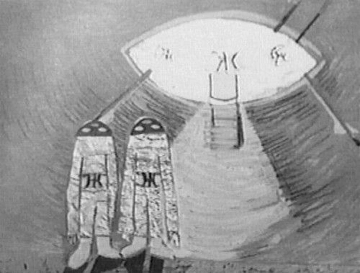 Εὐτυχῶς... Ἔφθασαν οἱ διαστημάνθρωποι!5