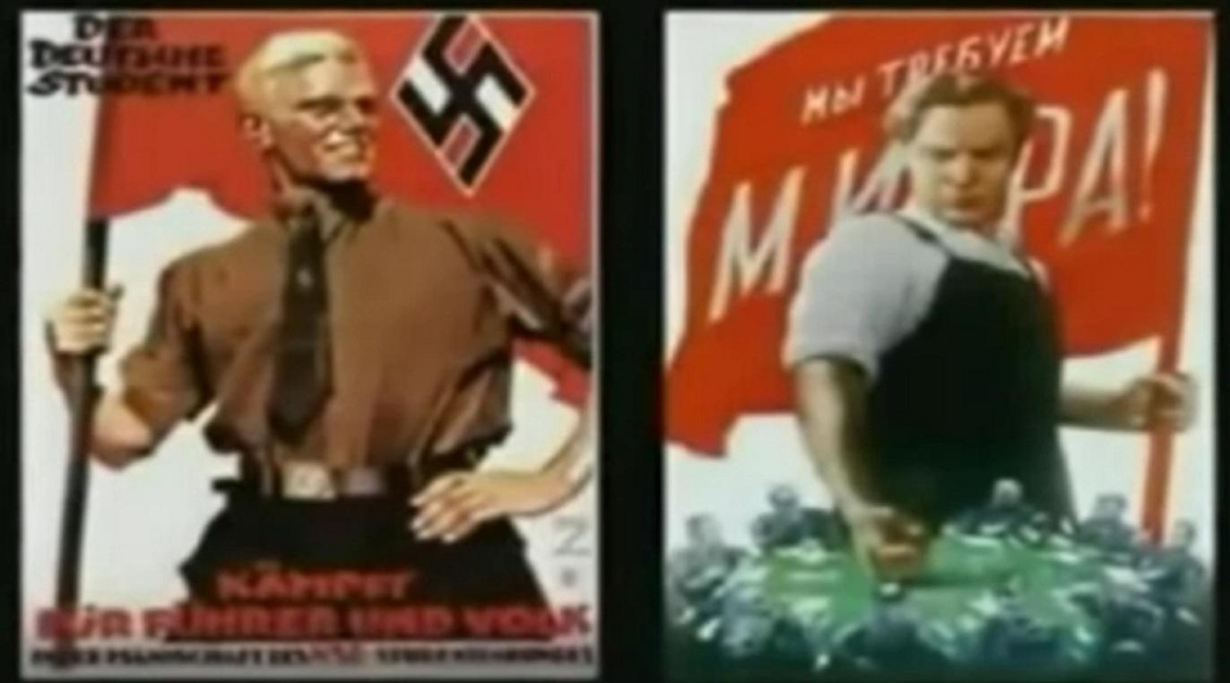Κομμουνισμός, ἡ μήτρα τοῦ ναζισμοῦ.6