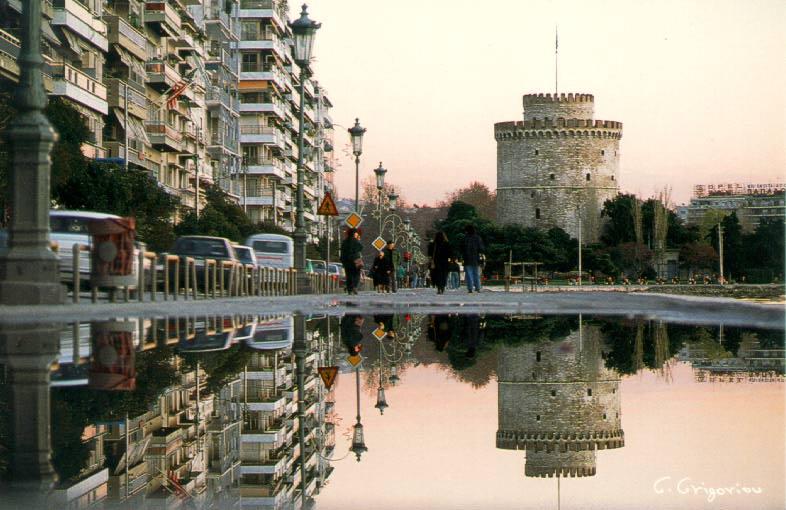 Μᾶλλον πρῶτα ἡ Θεσσαλονίκη χάνεται!