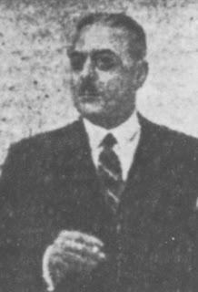 Ο αρχηγός του Εθνικοσοσιαλιστικού Κόμματος Ελλάδος Γεώργιος Μερκούρης, ο οποίος ανέλαβε επί Κατοχής διοικητής της Εθνικής Τράπεζας. Ήταν ο κατοχικός προστάτης του Γ. Σημίτη, στενού φίλου του.