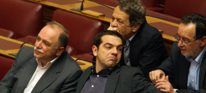 Μία σοβαρὴ ἐνδο-ΣΥΡΙΖΑίικη ἀντιπαράθεσις.