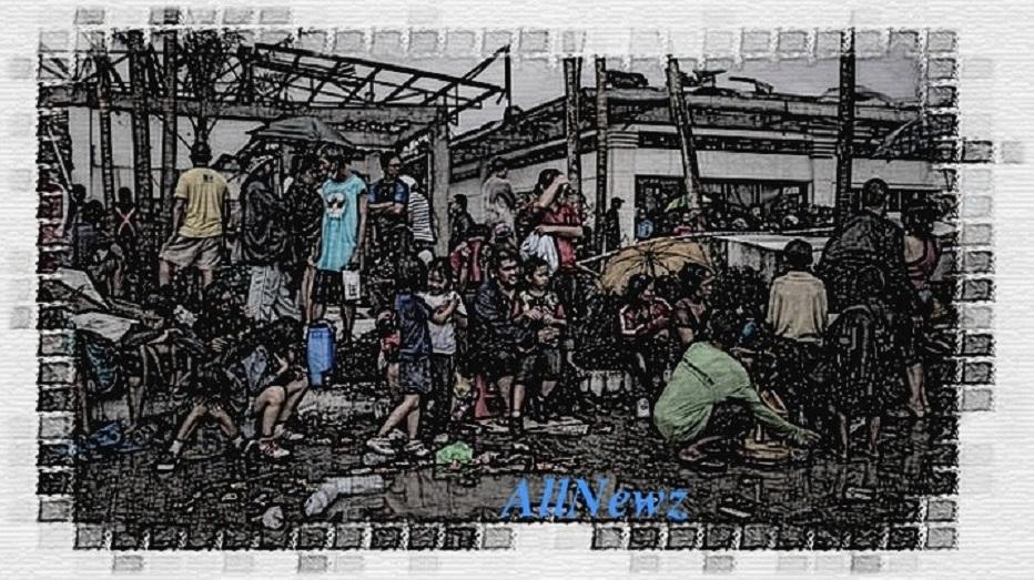 Ἡ καταστροφὴ τῶν Φιλιππίνων καὶ ἡ «κλιματικὴ ἀλλαγή».