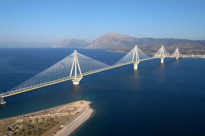 Ἡ σκανδαλώδης σύμβασις γιά τήν γέφυρα Ῥίου - Ἀντιρρίου
