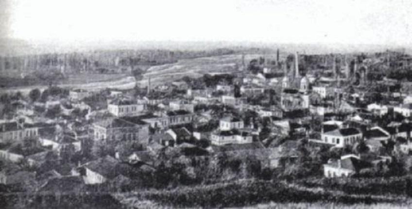 Στενήμαχος 1900