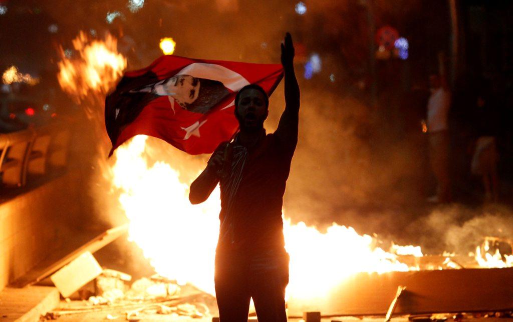 Καίγεται ἡ Τουρκία ἤ τσουρουφλιζόμαστε ἐμεῖς;