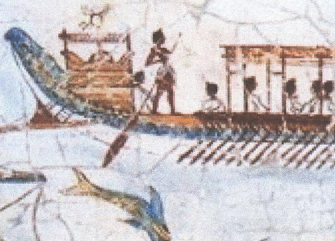 Μήπως οἱ πρόγονοί μας γνώριζαν κάτι γιά τήν ἐνεργεια τῶν κυμάτων;