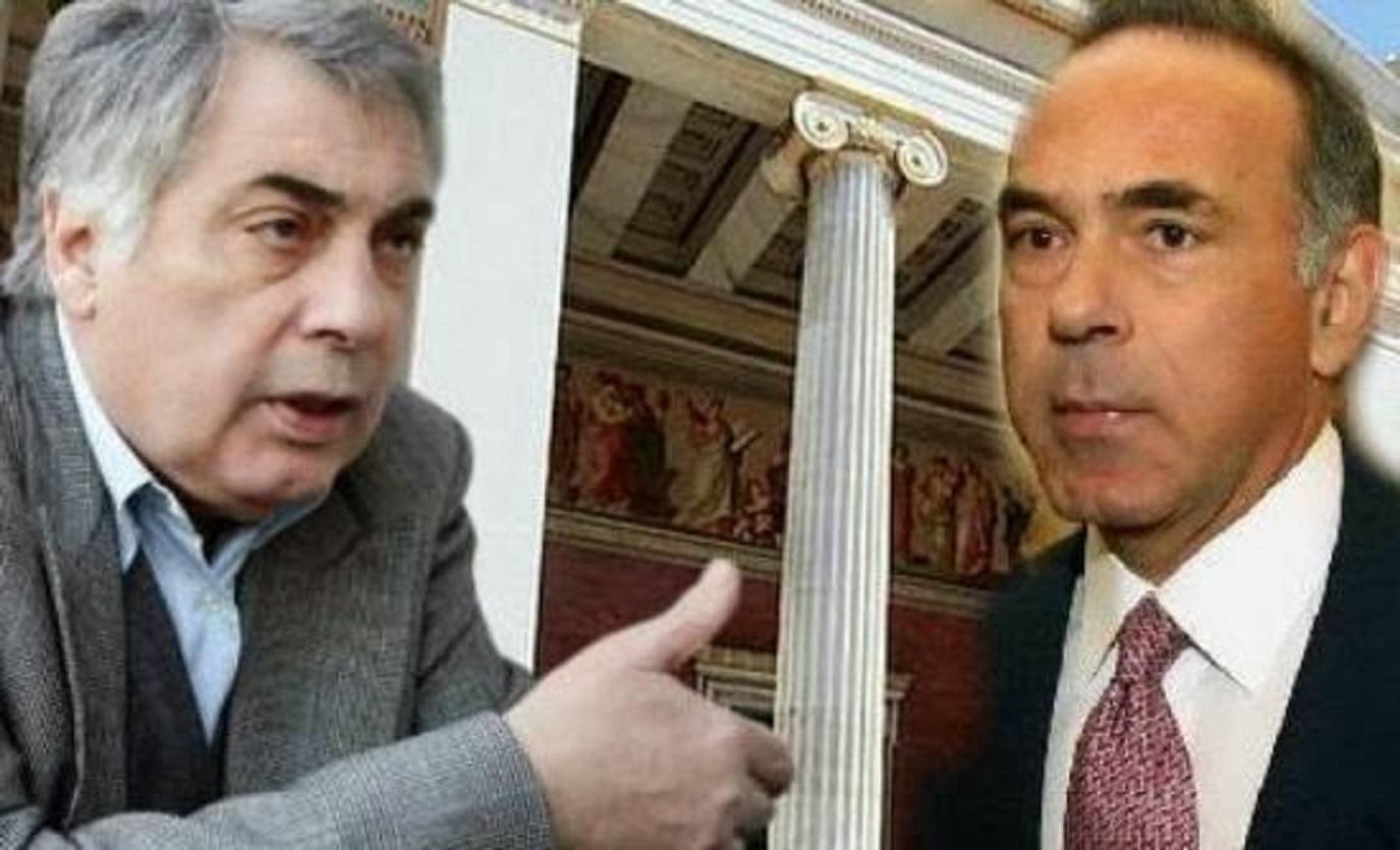 Πελεγρίνης ἤ Ἀρβανιτόπουλος;