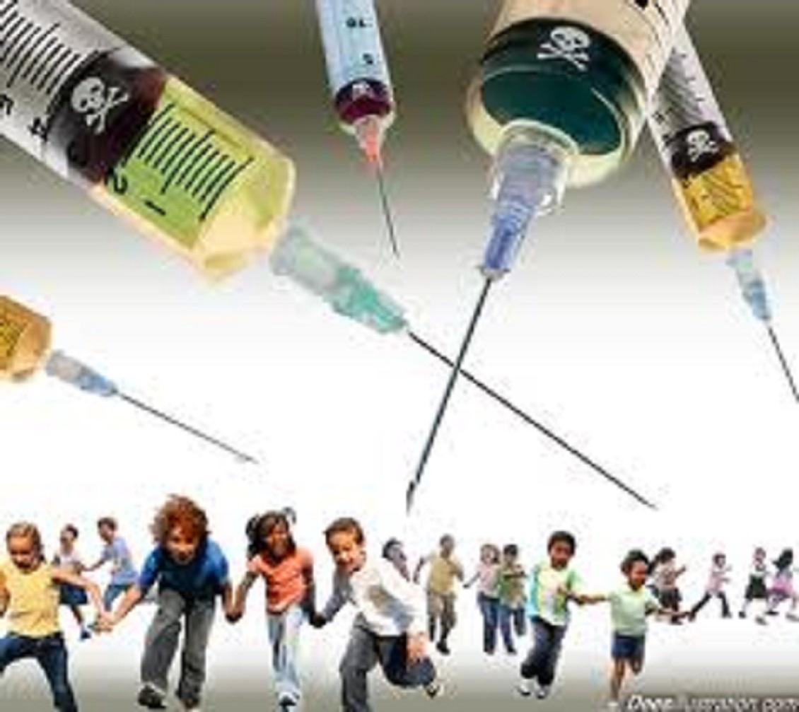 Ἡ φαρμακευτικὴ ἀπάτη τῶν ἐμβολίων.