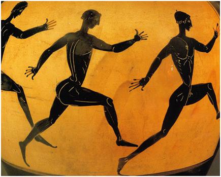 Τὸ ὁμόπλευρον τρέξιμον τῶν ἀρχαίων Ἑλλήνων.5
