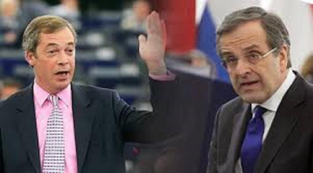 Τί εἶπε ὁ Farage;
