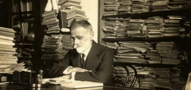 Κωστὴς Παλαμᾶς (Πάτρα, 13 Ἰανουαρίου 1859 - Ἀθήνα, 27 Φεβρουαρίου 1943).