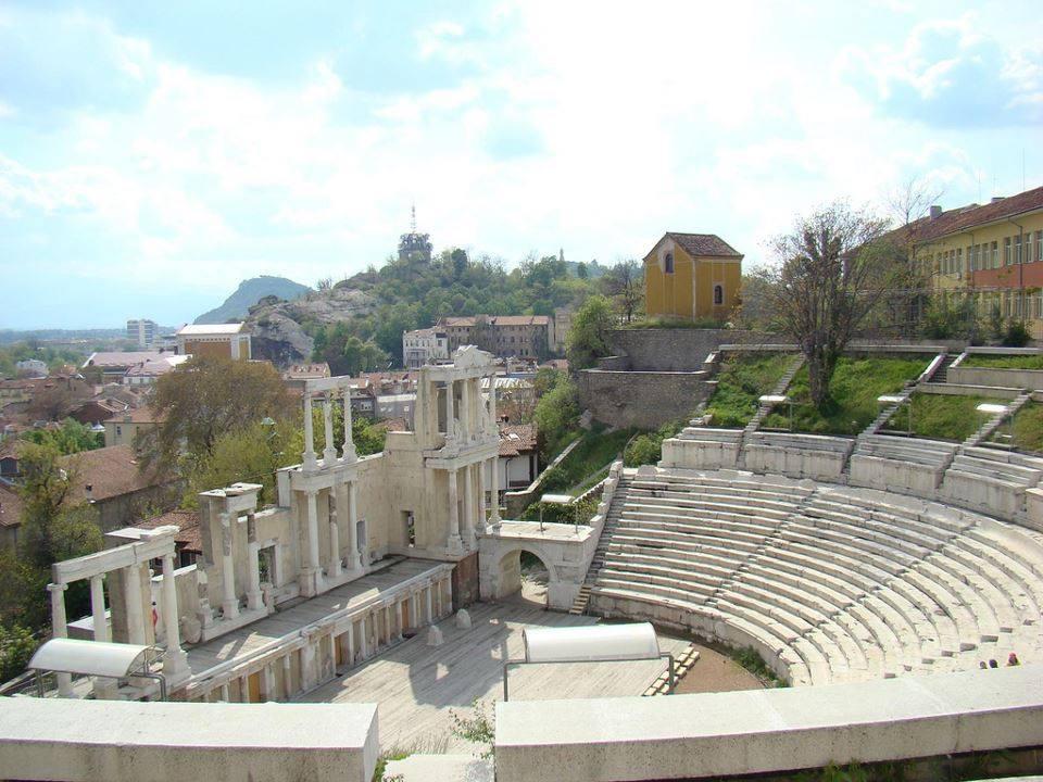 Βουλγαρικό θέατρο;