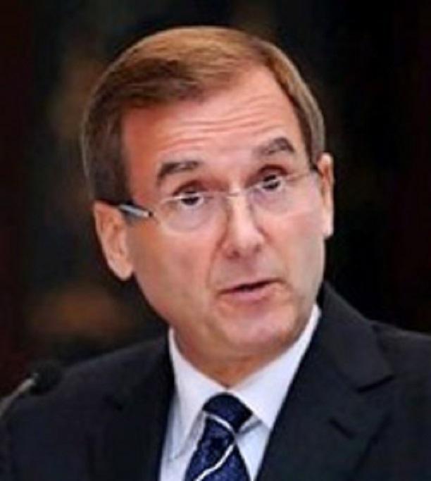 Παραιτήθηκε ὁ πρόεδρος τοῦ ταμείου χρηματοπιστωτικῆς σταθερότητος