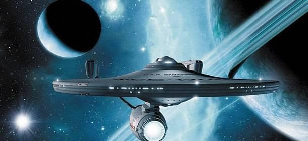 Τὸ μοναδικόν, ταχύτερον τοῦ φωτὸς, διαστημόπλοιον!