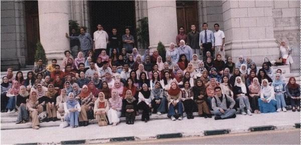 Αὔγυπτος Πανεπιστήμιο Καΐρου 2004