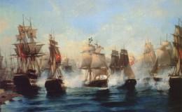 20 Μαΐου 1825. Ἡ ναυμαχία τοῦ Καφηρέως.(Κάβο Ντόρο).