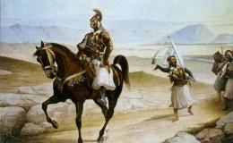 21 Μαΐου 1821. Ὁ Κολοκοτρώνης μεταφέρει τὸ στρατηγεῖον στὴν Ζαράκοβα.
