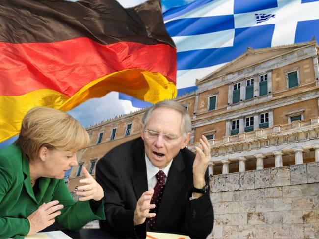 380 ἑκατομμύρια δώσαμε στήν Γερμανία τό 2011