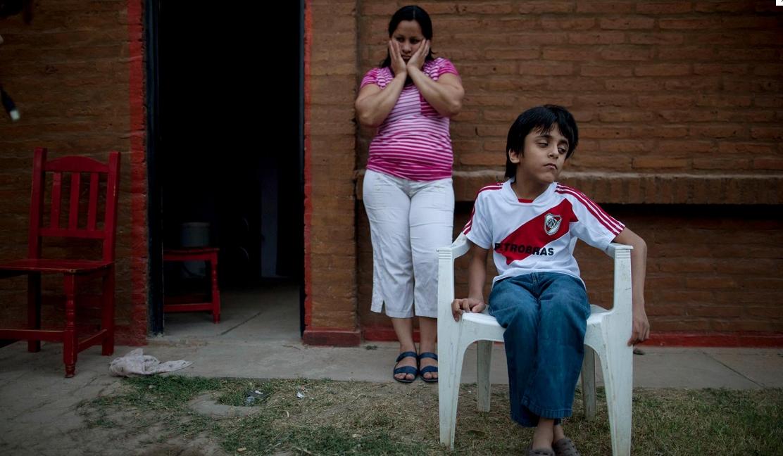 Αργεντινή: Μία γυναίκα και ο γιος της, με σοβαρά προβλήματα υγειας, πιθανόν από τους αεροψεκασμούς της Μονσάντο