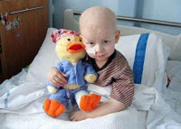 Ἐπιχείρησις παιδικὸς καρκίνος!  ΠΑΙΔΙ ΜΕ ΚΑΡΚΙΝΟ