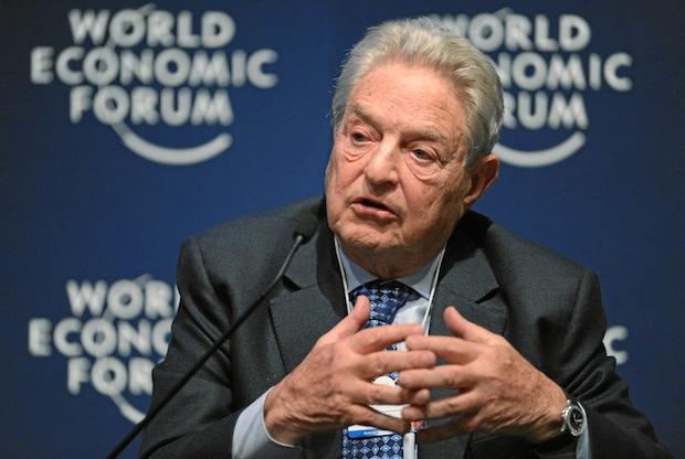 George Soros – NGO manipulator