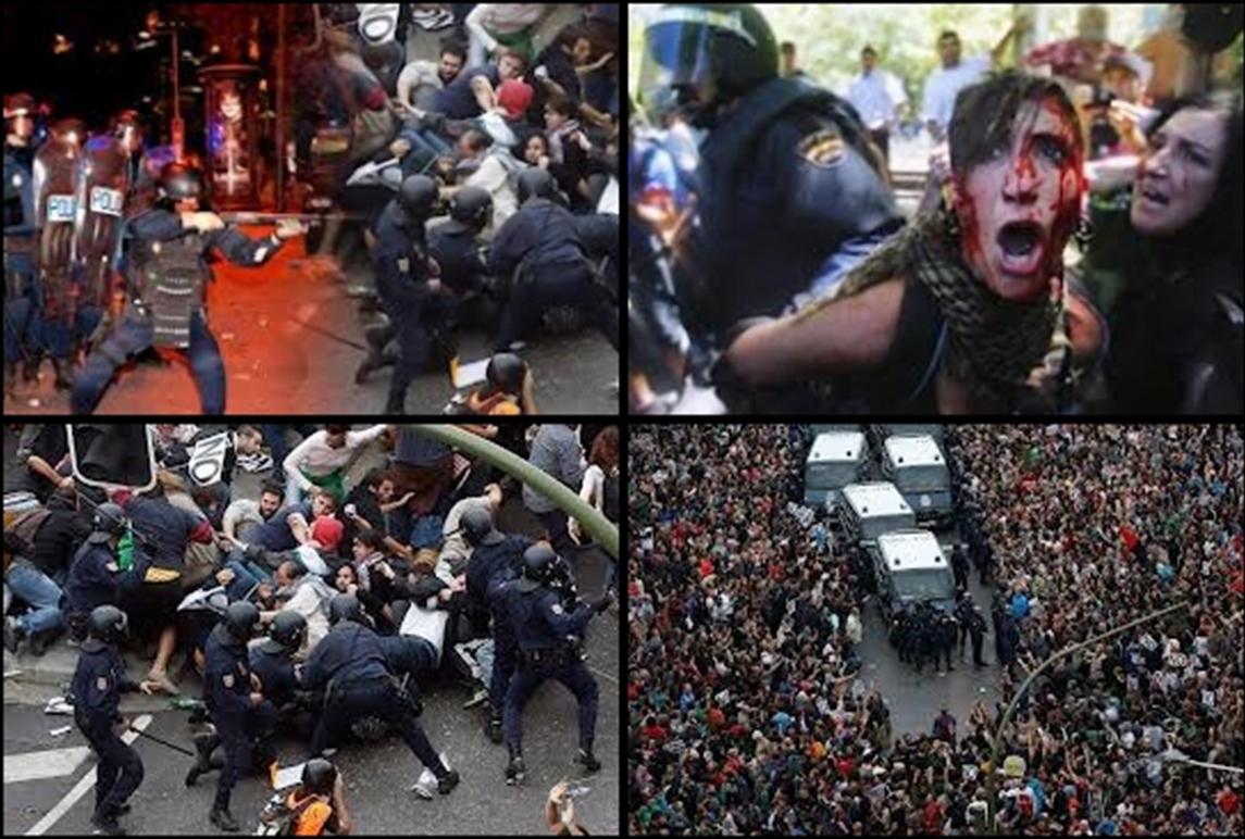 Οι Ισπανοί δεν πολεμούν σαν ήρωες! Οι ήρωες πολεμούν σαν τους Ισπανούς!