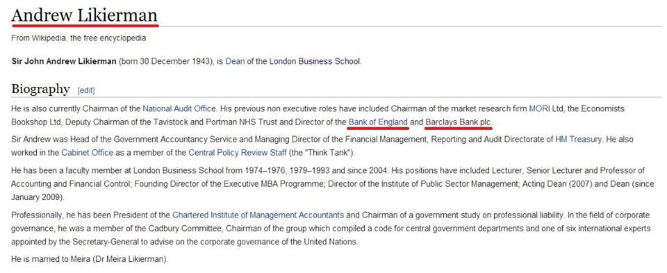 Σπούδασες στό London Business School; Ἔχεις μέλλον!4