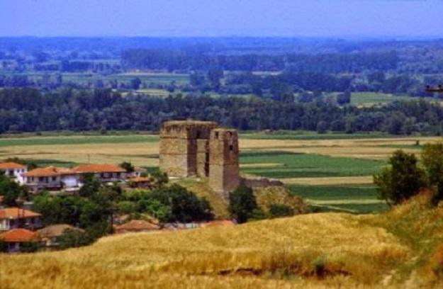 Τὸ Βυζαντινὸ κάστρο Ἐμπύθιον στὸν Ἔβρο... 1