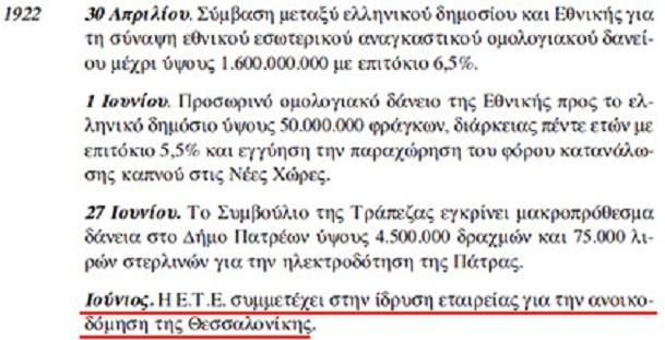 Rothschild κι Ἐθνικὴ τράπεζα.111