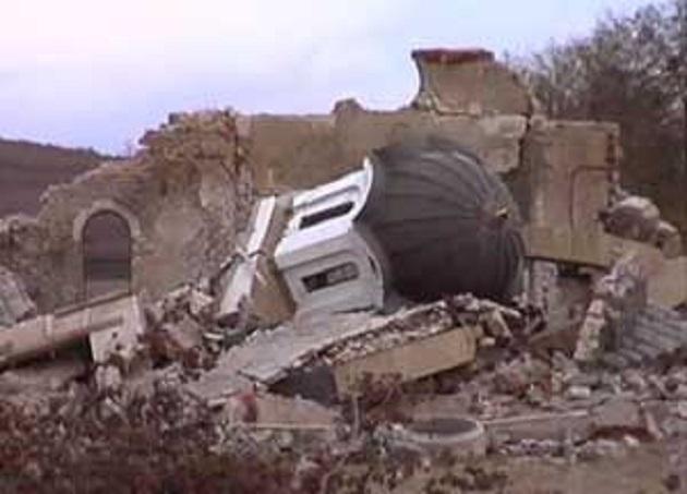 Σερβία... 1700 μνημεῖα κατεστράφησαν...