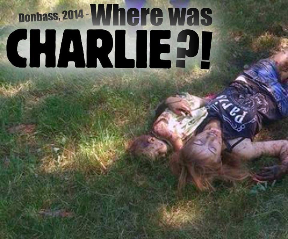 Ὅταν χάνεται ὁ ...Charlie!8