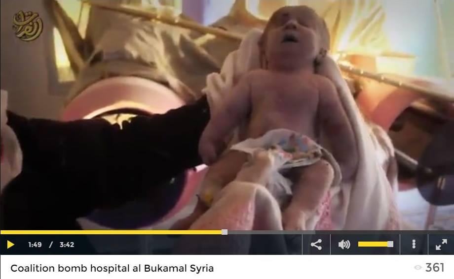 Ὁ Charlie οὔτε στὸ Ἰράκ, μὰ οὔτε καὶ στὴν Συρία πάει...2