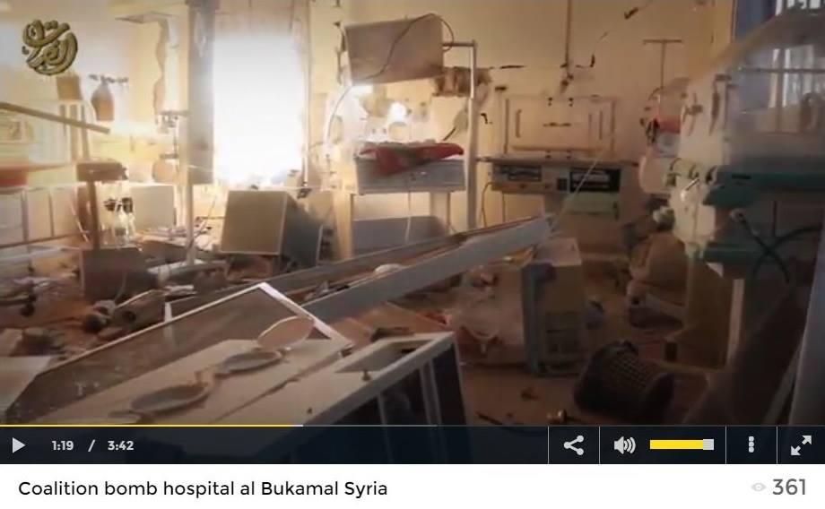 Ὁ Charlie οὔτε στὸ Ἰράκ, μὰ οὔτε καὶ στὴν Συρία πάει...1