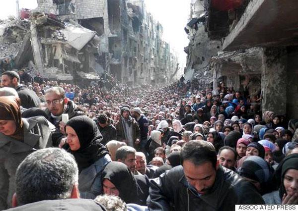 Ἡ ISIS τώρα κτυπᾶ ΚΑΙ Παλαιστινίους!!!1