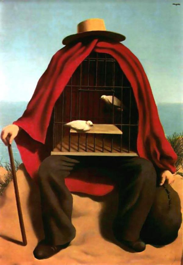 Οἱ πραγματικὲς φυλακὲς εἶναι μέσα μας...!!!