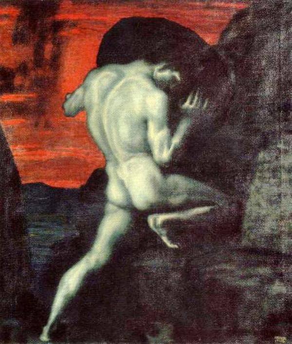 Ἡ Γερμανικὴ τραγωδία ἤ τὸ πάθος τοῦ γερμανικοῦ Σισύφου