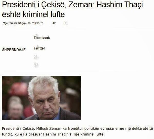 ΚΑΙ τὸ Κοσσυφοπέδιο στὰ χέρια τοῦ ...«δημοκρατικοῦ» ΝΑΤΟ!!!
